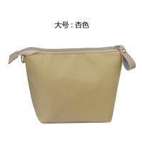 水桶包购物袋菜篮子女包包中包水桶手拎袋大小号内胆包化妆包 TOGO 杏色大号