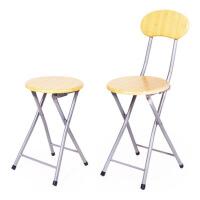 便携式培训会议钢管小板凳 折叠椅子 靠背椅 餐椅