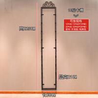 瓷砖店展架地脚线样品架木地板展示架瓷砖架货架色板腰线架 黑色