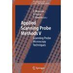 【预订】Applied Scanning Probe Methods V: Scanning Probe Micros