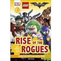 现货乐高蝙蝠侠电影 恶棍崛起 英文原版 The LEGO? BATMAN MOVIE Rise of the Rogue