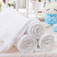 比多乐 婴儿浴巾纯棉纱布 方形加大加厚新生儿用品 105cm*105cm