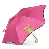 新品天堂伞旗舰店儿童雨伞小学晴雨伞两用卡通直柄太阳伞男女