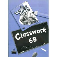 原版培生朗文少儿英语教材 Primary Longman Elect Classwork 6B 课堂作业 6-12岁香港