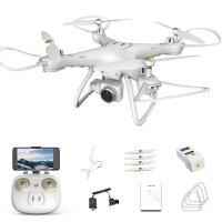 遥控飞机耐摔王[抗风]跟随GPS无人机航拍高清专业遥控飞机充电动四轴飞行器定位A GPS-定位/800W高清