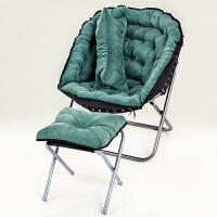 0720005042035创意懒人沙发椅单人榻榻米简约卧室客厅迷你可爱休闲折叠阳台躺椅 三件套