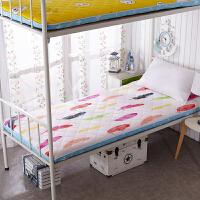 学生床垫宿舍上下铺超软单人1.0m床0.9米可折叠加厚榻榻米垫被1.2