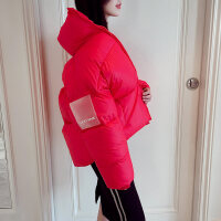 羽绒女短款ins面包服棉袄韩版学生冬季外套潮厚
