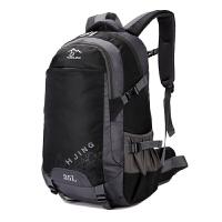 中老年人新款大容量旅游包双肩包男女商务电脑包休闲旅行背包