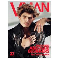 包邮全年订阅 V Man 美国英文原版 创意男士时尚摄影杂志 年订2期