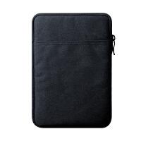 新款华为平板电脑M6保护套10.8英寸加厚内胆包8.4寸收纳包绒毛帆布全包防震携带简约女可爱网红时尚