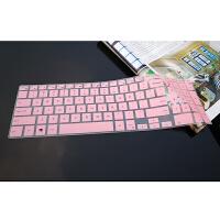 15.6寸笔记本键盘膜戴尔灵越3000飞匣3583 15E键盘膜键位保护贴膜