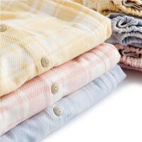 家居服长袖孕妇睡衣套装春秋棉产后月子服秋冬季产妇哺乳衣