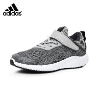 【超品秒杀价:259元】阿迪达斯adidas童鞋新款男童跑步鞋儿童运动鞋防滑缓震户外休闲鞋 (5-10岁可选)