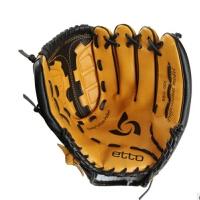 正品etto英途棒球手套 进口PVC比赛棒球手套BBG005