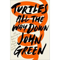 【现货】英文原版 Turtles All the Way Down一路叠乌龟 青春小说 纽约时报畅销书 星运里的错作者