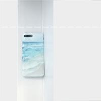 海水蓝大理石纹iphone6plus手机壳7全包软8P保护套苹果x/Xs/Max/X