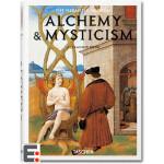 Alchemy & Mysticism 点金术与神秘主义 taschen 原版艺术图书籍 收藏画册绘本 素描 油画画册
