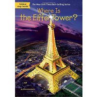【现货】英文原版 Where Is the Eiffel Tower? 埃菲尔铁塔在哪儿?who was/is认知系列