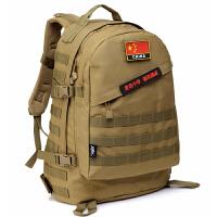 户外军迷背包迷彩战术双肩包男3D旅游野营登山包作战包秋季