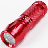 强光手电筒 户外手电筒航天强化铝合金 白光手电筒
