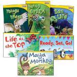 【预订】Animal Groups 6-Book Set: Themed Fiction and Nonfiction