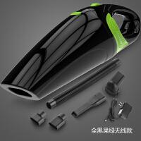 无线车载吸尘器大功率220V充电汽车内用家用小型强力干湿迷你两用