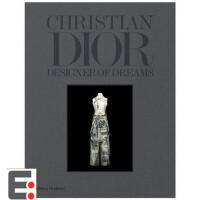 迪奥 梦之设计师服装画册 服装设计图书籍 Christian Dior: Designer of Dreams