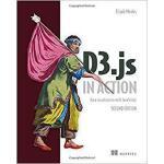 【预订】D3.Js in Action: Data Visualization with JavaScript 978