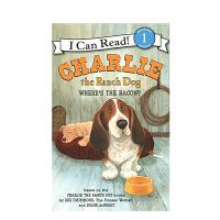 进口原版Charlie the Ranch Dog: Where's the Bacon?