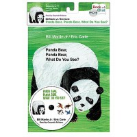 Panda Bear, Panda Bear, What Do You See? [With Book(s)] 978