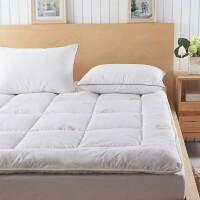 榻榻米床垫床褥子加厚羊毛可折叠双人1.5X1.8X2.0X2X2.2米床垫被