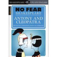 Antony & Cleopatra (No Fear Shakespeare) 别怕莎士比亚:安东尼与克莉奥佩特拉