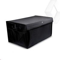 雷诺科雷嘉科雷傲卡缤风朗纬度 梅甘娜车用后备箱置物收纳箱储物箱储物盒收纳袋杂物 红色