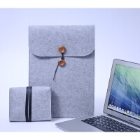 苹果Air笔记本2电脑包Macbook内胆mac3pro5寸XPS保护套联想