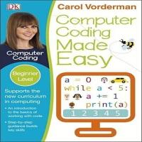 DK系列练习册 儿童英语编程语言入门英文原版 Computer Coding Made Easy 7-11岁 Key S