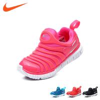 耐克nike童鞋18春夏新款专柜正品男女童毛毛虫运动鞋小童跑步鞋 (4-8岁可选) 343738 620