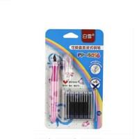 白雪FP-5016直液式可换墨囊钢笔学生钢笔字帖练字 1卡