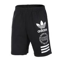 Adidas阿迪达斯 三叶草男子运动休闲宽松透气短裤 BQ0927