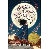 现货 英文原版 The Girl Who Drank the Moon 喝掉月亮的女孩 2017年纽伯瑞儿童文学奖金奖