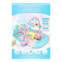 无线蓝牙舒适费雪健脚踏可趴挂件投影婴儿0-1岁脚踩钢琴健身架抖音