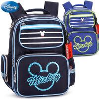 迪士尼小学生书包1-3-4年级男童米奇6-10岁减负护脊儿童双肩背包