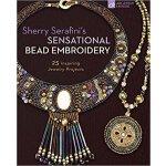 【预订】Sherry Serafini's Sensational Bead Embroidery 978145471