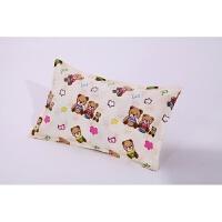宝宝儿童枕头幼儿园加长枕 纯棉花婴童枕芯送卡通全棉枕套