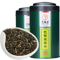 艺福堂茶叶 正宗特 级浓香型 工艺茉莉花茶 新茶散装125g*2罐