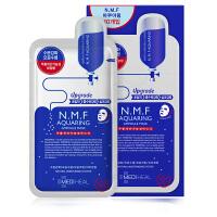 可莱丝 N.M.F针剂水库补水面膜贴 10片/盒 补水保湿