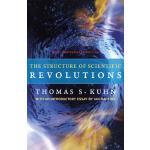 The Structure of Scientific Revolutions 英文原版 科学革命的结构 科学史研究经