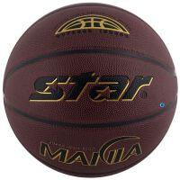 star世达篮球 室内外通用PU成人比赛训练7号篮球BB4347