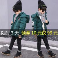 №【2019新款】冬天儿童穿的棉衣韩版儿童装冬装加厚棉袄中大童洋气羽绒外套
