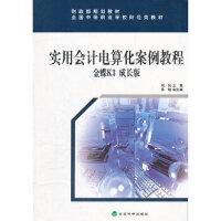 实用会计电算化案例教程金蝶K3成长版